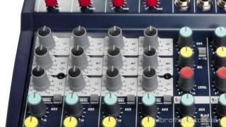 Уроки по звуку  Микшерный пульт ч 2 Эквалайзер