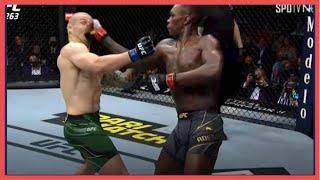UFC 263 아데산야 VS 베토리 판정승