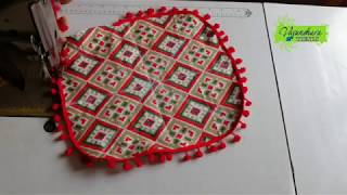 Easy and Simple Door Mat Making    How To Convert Old Waste Cloth Pieces into Door Mat