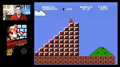 Super Mario Bros (NES 1985) Mike Matei live stream
