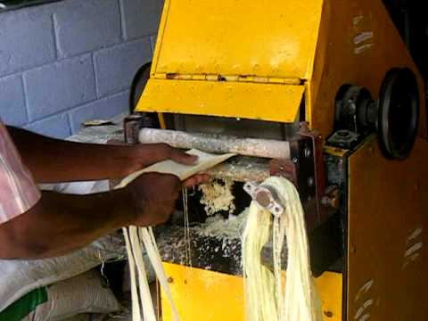a project on banana fibre extraction Developed in south india where in a good number of banana fibre extraction  of  this, the project cost comprising fixed capital and margin money on working.