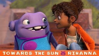 Rihanna - Towards The Sun (with Lyrics)