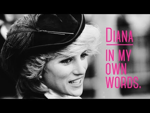 Diana in her own words - Documentary