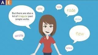 Irregular Verbs - Drive, Fly, Ride