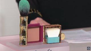 Benefit Cosmetics Hoola Bronzer and Brush on QVC