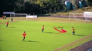 Lucas Martins right/left back