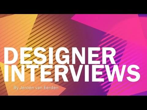 How Creative Freelance Professionals Work (interview)