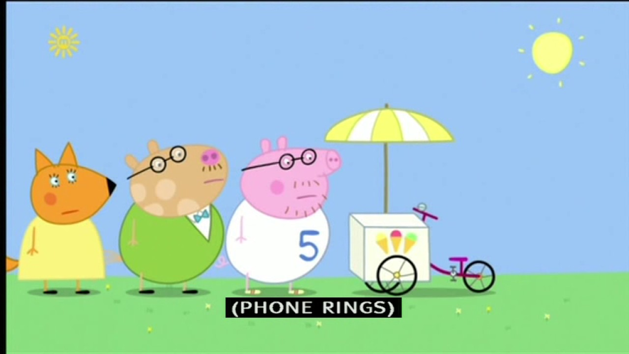 Peppa Pig (Series 3) - Miss Rabbit's Day Off (with ...