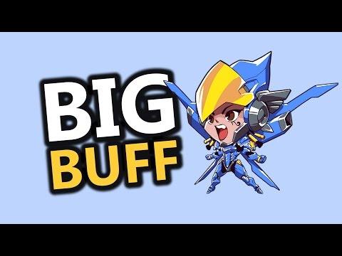 BIG PHARAH BUFF - Is It Enough? (Overwatch)
