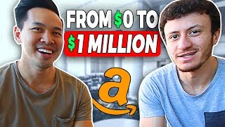 From College Student to MILLION DOLLAR Amazon FBA Business 🤑 Anthony Shares His Secrets To Success