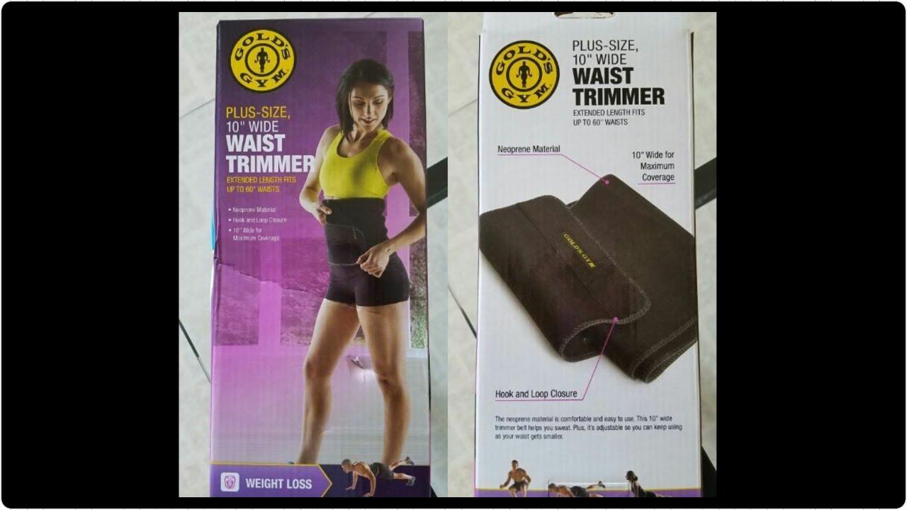 e79d92cabd Golds Gym Plus Size Waist Trimmer ...