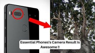 Essential Phone Camera Samples Are Leak | Camera Result !!!