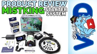 MistKing Starter System Product Review | BigAlsPets.com