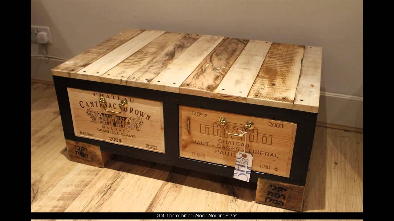 Wood Joinery Projects