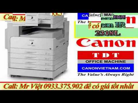 canon ir2318l scanner software free