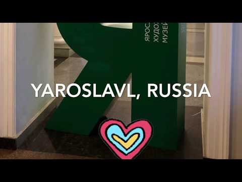 ПОЛОНЕЗ И НЕМЦЫ Как Ярославки танцуют немецких туристов в Художественном музее? YAROSLAVL