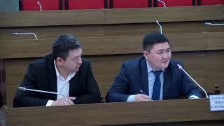 Эл аралык иштер, коргоо жана коопсуздук боюнча комитетинин жыйыны 01.03.2021