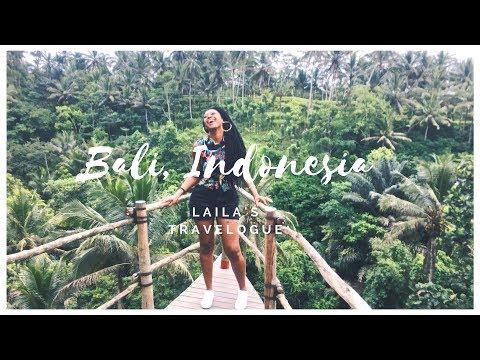 Made It To Bali, Indonesia FINALLY! |#NeffysTravellingFro