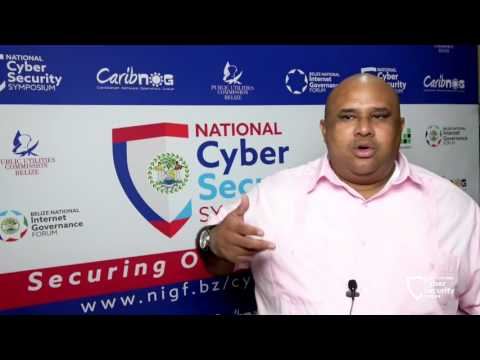 Belize Attorney General Michael Peyrefitte on crafting cybersecurity legislation