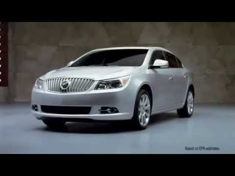 2011  2012 Buick Lacrosse Best Review Ratings Specs and Prices