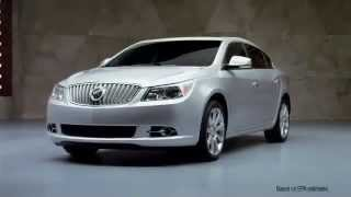 2011 - 2012 Buick Lacrosse Best Review, Ratings, Specs, and Prices