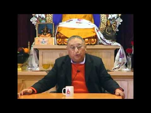 Holiday Greetings from Gelek Rimpoche 2011