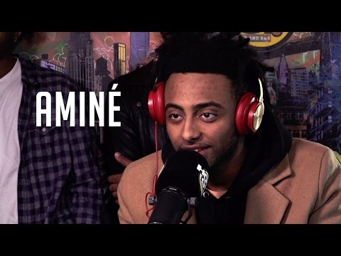 Aminé Has Serious Banana Talk, Being...