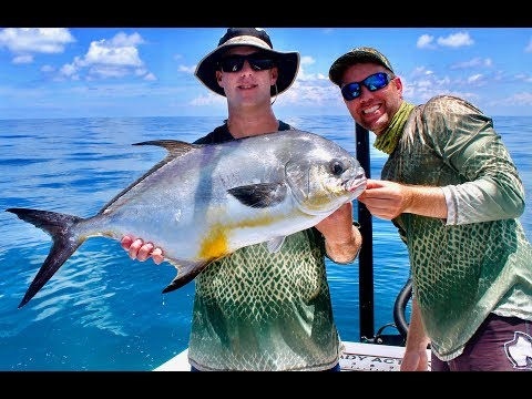 BIG Permit Fishing (How to catch!) in the Gulf of Mexico
