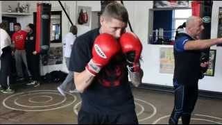 Chris Monaghan ready for his 2nd pro outing May 30th
