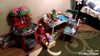 Организация игрушек в детской комнате или как победить хаос.....