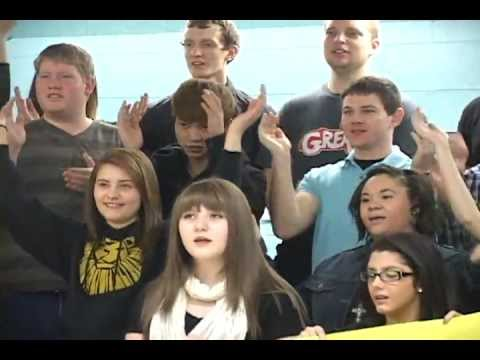 Graves County High School's Foreigner Performance Audition.avi