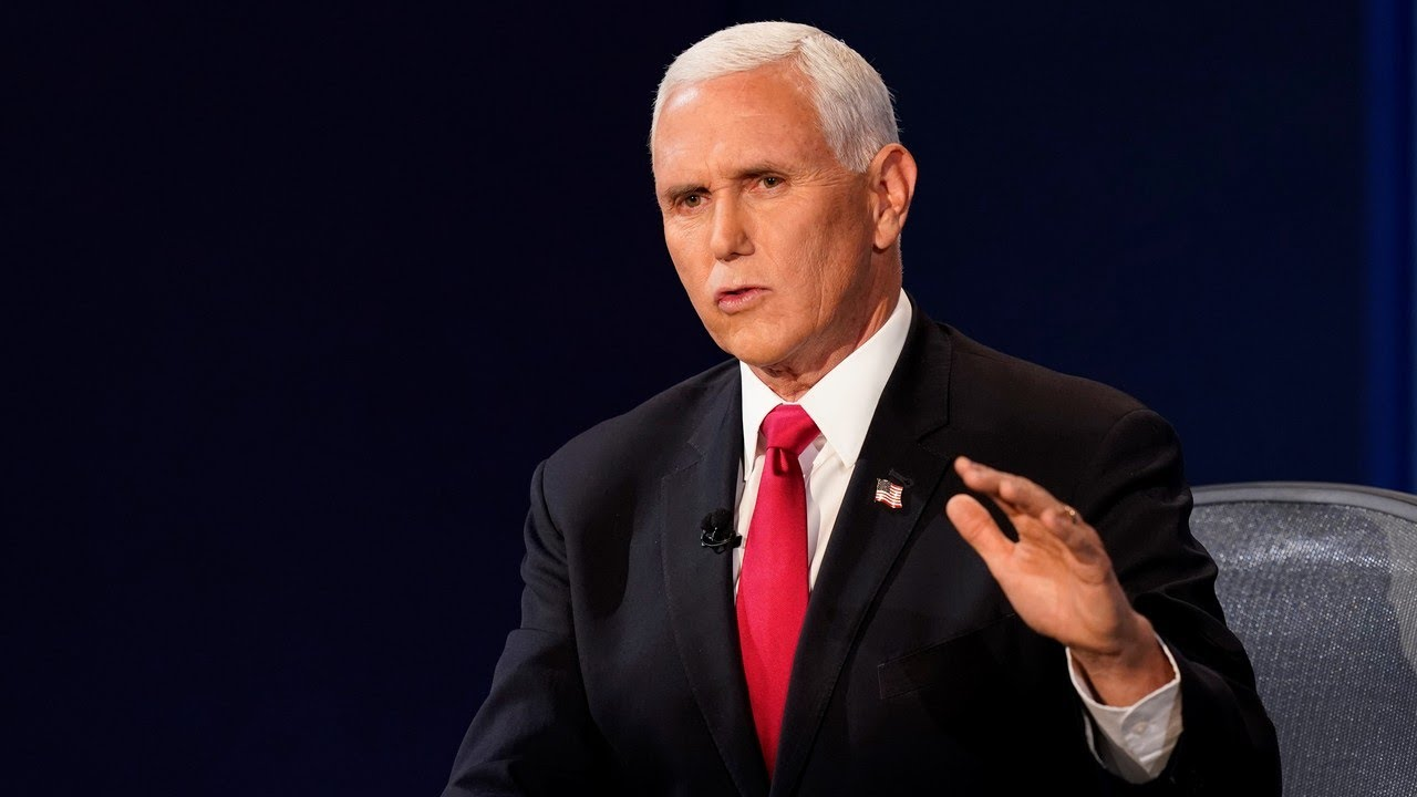 Former V.P. Mike Pence to launch podcast