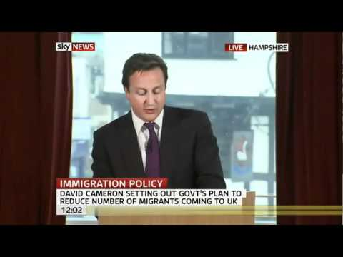 David Cameron speech on UK immigration, part1_2 (14Apr11).flv