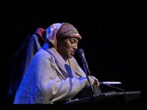 Sarah Jones: One Woman, Many People