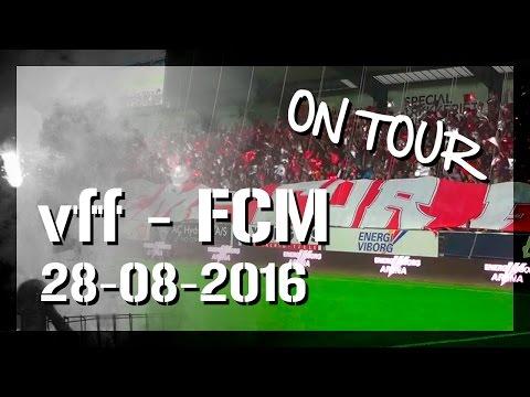Stemning | vff – FC Midtjylland, 28-08-2016