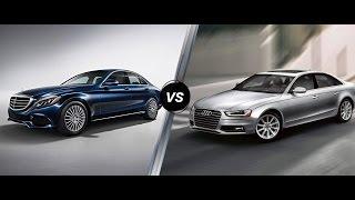 2017 audi a4 vs mercedes c300   ultimate review comparison