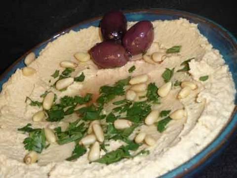 Hummus Mediterranean Recipe