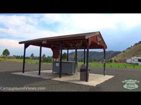 White Sandy Recreation Site Campground Lake Helena Montana MT - CampgroundViews.com