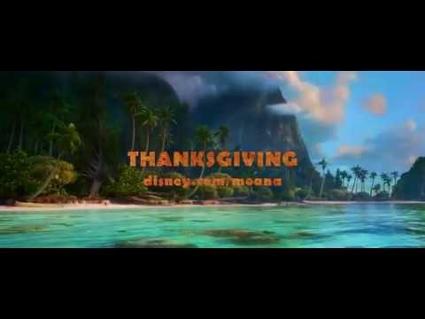 Nàng Công Chúa Moana 2016 [ Official Teaser Trailer - Vietsub ]