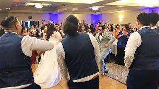 Wedding Entrance Dance| Samoan Wedding 2017