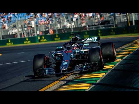 Lewis Hamilton's radio after Vettel's overcut   Australian GP 2018