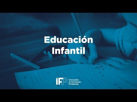 iFP educacion infantil