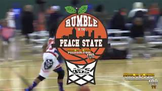 The Rumble in The Peach State 2018