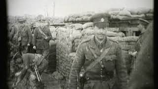AV335/1 Kings Royal Rifle Corps World War One Trenches