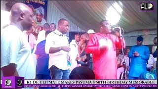 K1 DE ULTIMATE MAKES PASUMA'S 50TH BIRTHDAY MEMORABLE
