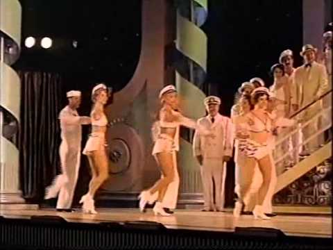 Anything Goes -Elaine Paige: 1990 Royal Variety Performance