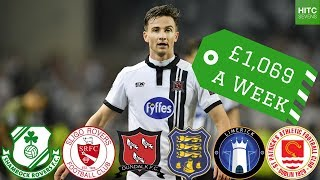 7 Best Paid Players in the League of Ireland