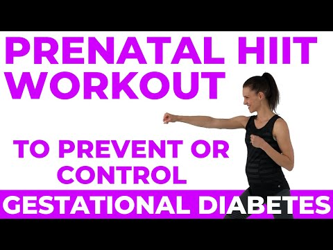 #1 exercise for gestational diabetes or how to avoid gestational diabetes