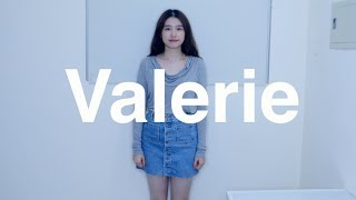 Amy Winehouse - Valerie【Greta Cover 胡韶玲 翻唱】 (艾美懷絲-薇樂莉 中英歌詞字幕)