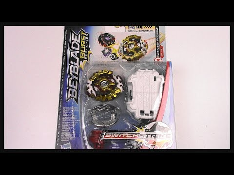 SPRYZEN REQUIEM S3 UNBOXING!! Hasbro Beyblade Burst Evolution SwitchStrike